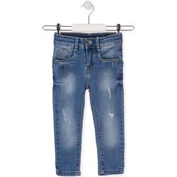 Ruhák Gyerek Slim farmerek Losan 015-9008AL Kék