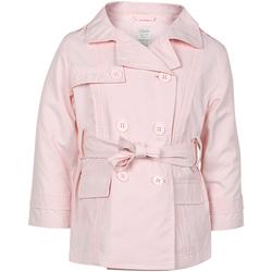 Ruhák Gyerek Kabátok Losan 016-2790AL Rózsaszín