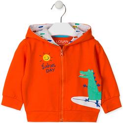 Ruhák Gyerek Pulóverek Losan 017-6026AL Narancssárga