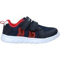 Cipők Gyerek Rövid szárú edzőcipők Lumberjack SB55112 001 M67 Kék