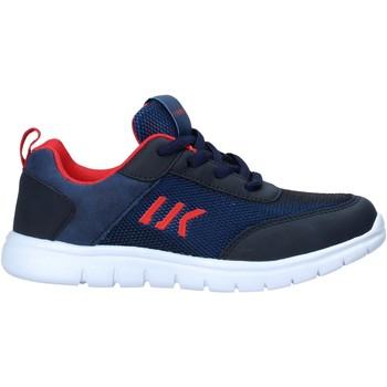 Cipők Gyerek Rövid szárú edzőcipők Lumberjack SB55112 003 M67 Kék