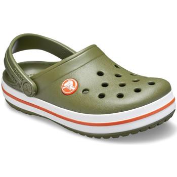 Cipők Gyerek Klumpák Crocs 204537 Zöld