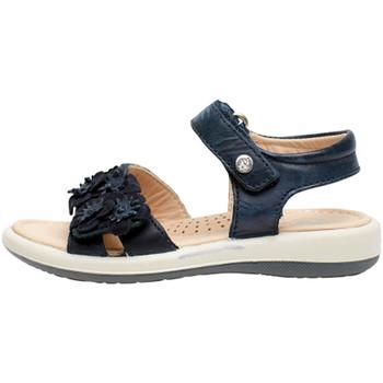 Cipők Lány Szandálok / Saruk Naturino 0502724 04 Kék