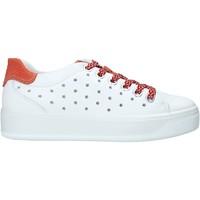 Cipők Női Rövid szárú edzőcipők IgI&CO 5157322 Fehér
