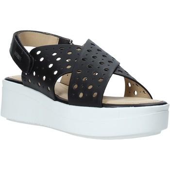 Cipők Női Szandálok / Saruk Impronte IL01525A Fekete