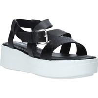 Cipők Női Szandálok / Saruk Impronte IL01524A Fekete
