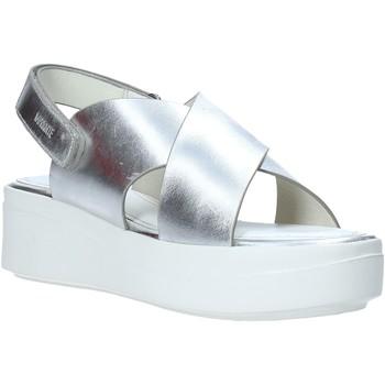Cipők Női Szandálok / Saruk Impronte IL01529A Ezüst