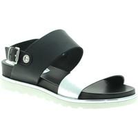 Cipők Női Szandálok / Saruk Mally 5786 Fekete