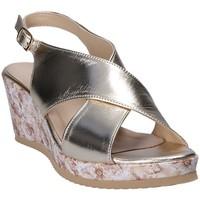 Cipők Női Szandálok / Saruk Grace Shoes ZB 039 Sárga