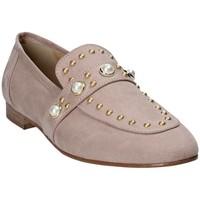 Cipők Női Mokkaszínek Grace Shoes 1726 Rózsaszín