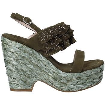 Cipők Női Szandálok / Saruk Alma En Pena V18350 Zöld