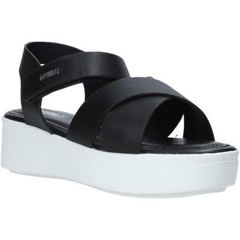 Cipők Női Szandálok / Saruk Impronte IL01526A Fekete