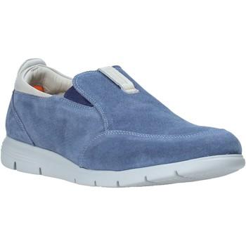 Cipők Férfi Belebújós cipők Impronte IM01001A Kék