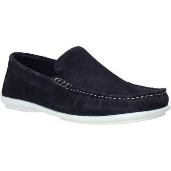 Cipők Férfi Mokkaszínek Impronte IM01060A Kék