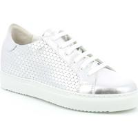 Cipők Női Rövid szárú edzőcipők Grunland SC3853 Szürke