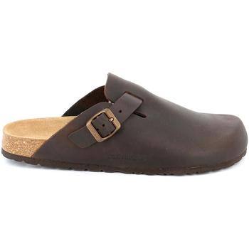 Cipők Férfi Klumpák Grunland CB7034 Barna