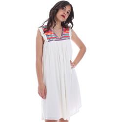 Ruhák Női Rövid ruhák Gaudi 011BD15007 Bézs