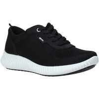 Cipők Női Rövid szárú edzőcipők IgI&CO 5162500 Fekete