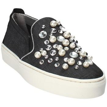 Cipők Női Belebújós cipők The Flexx B108_56 Fekete
