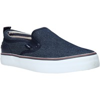 Cipők Férfi Belebújós cipők Wrangler WM01022A Kék