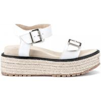 Cipők Női Szandálok / Saruk Lumberjack SW43706 002 B01 Fehér