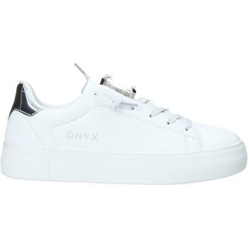 Cipők Női Rövid szárú edzőcipők Onyx S20-SOX701 Ezüst