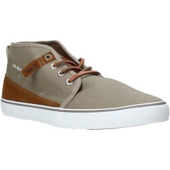 Cipők Férfi Magas szárú edzőcipők U.s. Golf S20-SUS112 Bézs