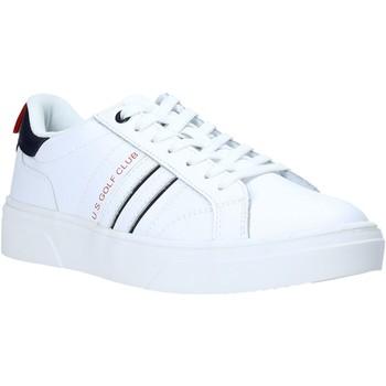 Cipők Férfi Rövid szárú edzőcipők U.s. Golf S20-SUS134 Fehér