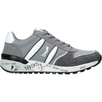 Cipők Férfi Rövid szárú edzőcipők U.s. Golf S20-SUS152 Szürke