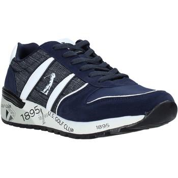 Cipők Férfi Rövid szárú edzőcipők U.s. Golf S20-SUS152 Kék