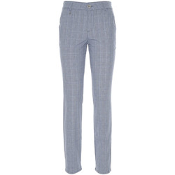 Ruhák Női Chino nadrágok / Carrot nadrágok Nero Giardini P860180D Kék