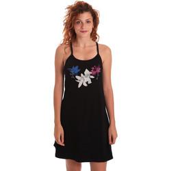 Ruhák Női Rövid ruhák Key Up 5G30L 0001 Fekete