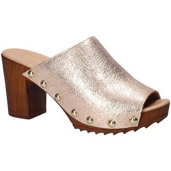 Cipők Női Papucsok Keys 5868 Rózsaszín