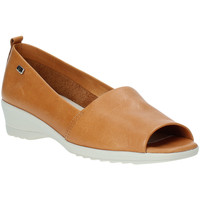 Cipők Női Balerina cipők  Valleverde 41141 Barna