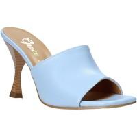 Cipők Női Papucsok Grace Shoes 6293Y014 Kék