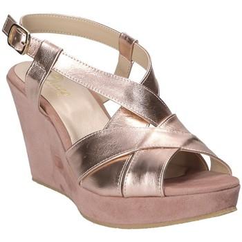 Cipők Női Szandálok / Saruk Grace Shoes D 018 Rózsaszín