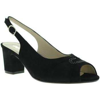 Cipők Női Szandálok / Saruk Melluso S615 Fekete
