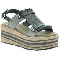 Cipők Női Szandálok / Saruk Pregunta IBH15804 Fekete