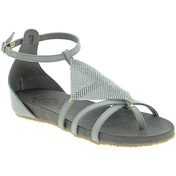 Cipők Női Szandálok / Saruk 18+ 6108 Szürke