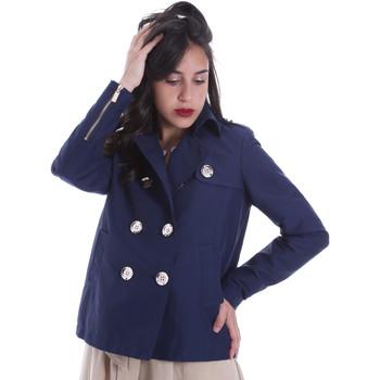 Ruhák Női Kabátok / Blézerek Gaudi 011BD35013 Kék
