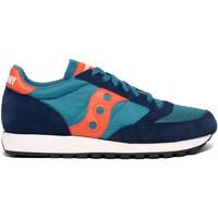 Cipők Férfi Rövid szárú edzőcipők Saucony S70368 Kék
