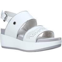 Cipők Női Szandálok / Saruk Lumberjack SW27006 010 B56 Fehér