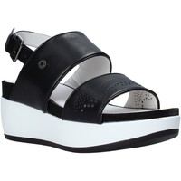 Cipők Női Szandálok / Saruk Lumberjack SW27006 010 B56 Fekete