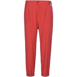 Ruhák Női Chino nadrágok / Carrot nadrágok Café Noir JP228 Piros