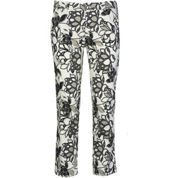 Ruhák Női Chino nadrágok / Carrot nadrágok Café Noir JP242 Fekete