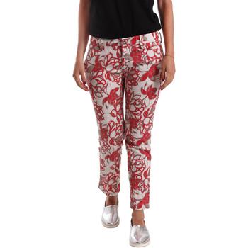 Ruhák Női Chino nadrágok / Carrot nadrágok Café Noir JP242 Piros