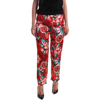 Ruhák Női Lenge nadrágok Gaudi 73FD20201 Narancssárga