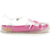 Cipők Lány Szandálok / Saruk Lulu LI190001S Fehér