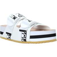 Cipők Női Papucsok Napapijri NA4ESE Fehér