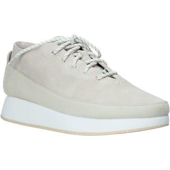 Cipők Férfi Rövid szárú edzőcipők Clarks 26136539 Fehér